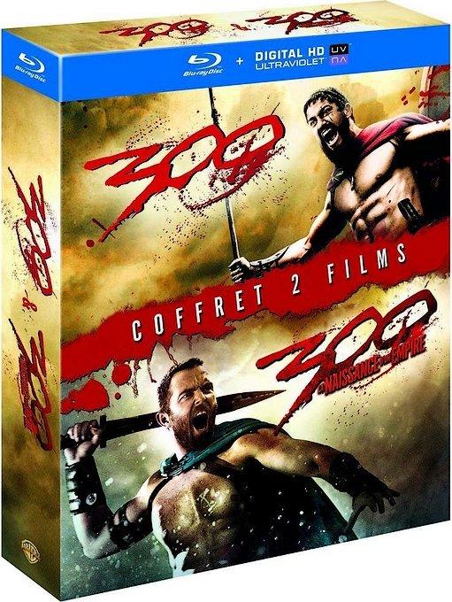 300 (2 Films) FRENCH HDlight 1080p 2006-2014