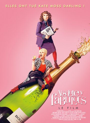 Absolutely Fabulous : Le Film FRENCH BluRay 1080p 2016