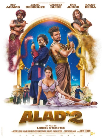 Alad'2 FRENCH DVDRIP 2018
