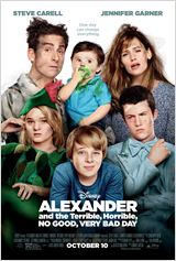 Alexander and the Terrible, Horrible, No Good, FRENCH DVDRIP 2015
