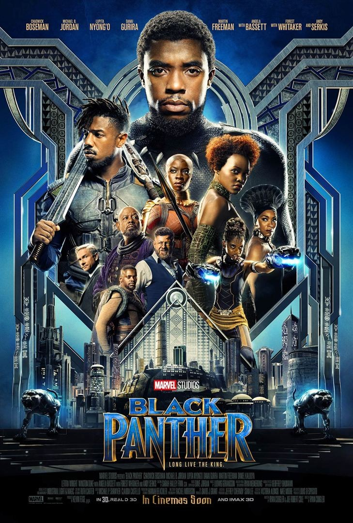 Black Panther VOSTFR BluRay 1080p 2018