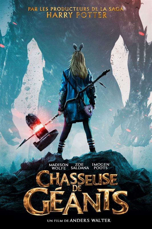 Chasseuse de géants FRENCH BluRay 1080p 2018