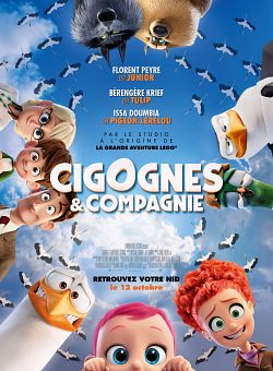 Cigognes et compagnie (Storks) FRENCH DVDRIP 2016