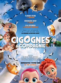 Cigognes et compagnie (Storks) FRENCH DVDRIP x264 2016