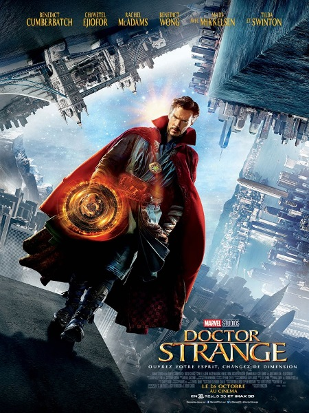 Doctor Strange FRENCH BluRay 720p 2017