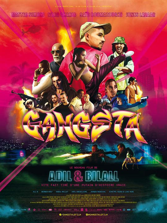 Gangsta FRENCH DVDRIP 2018
