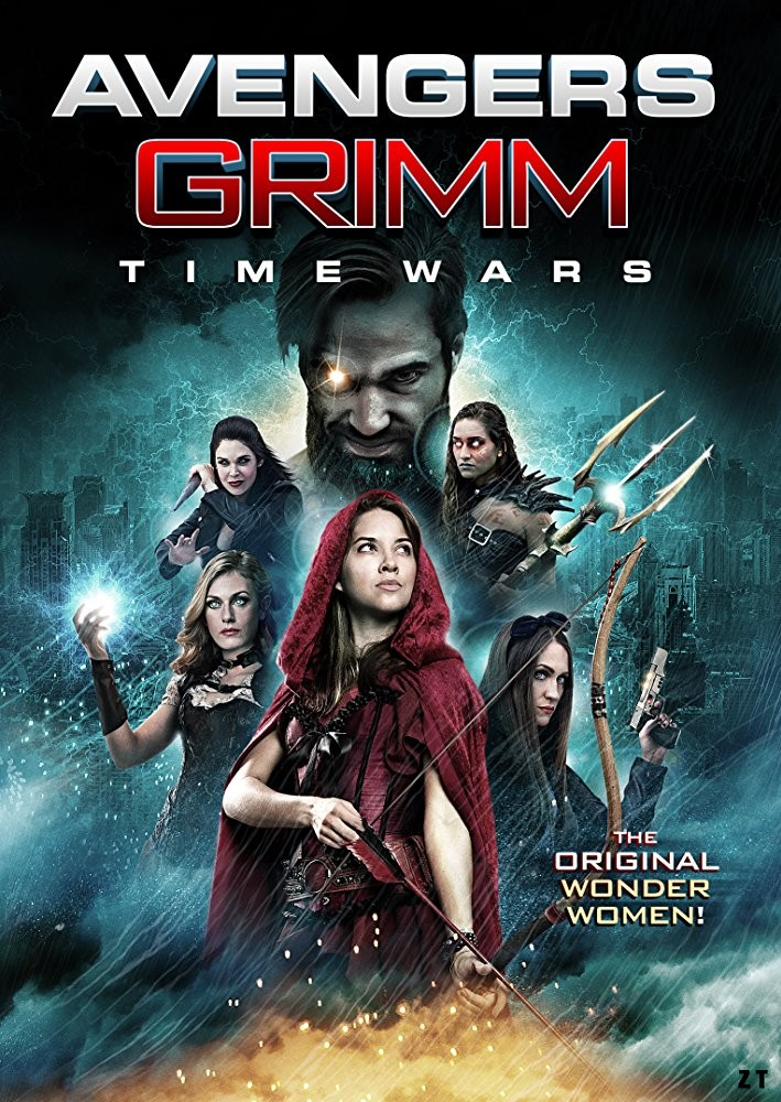 Grimm Avengers 2 FRENCH WEBRIP 1080p 2018