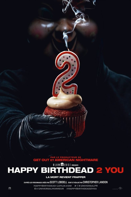 Happy Birthdead 2 You FRENCH DVDRIP 2019