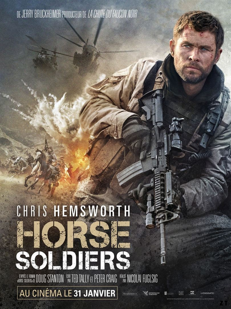 Horse Soldiers FRENCH HDlight 1080p 2018