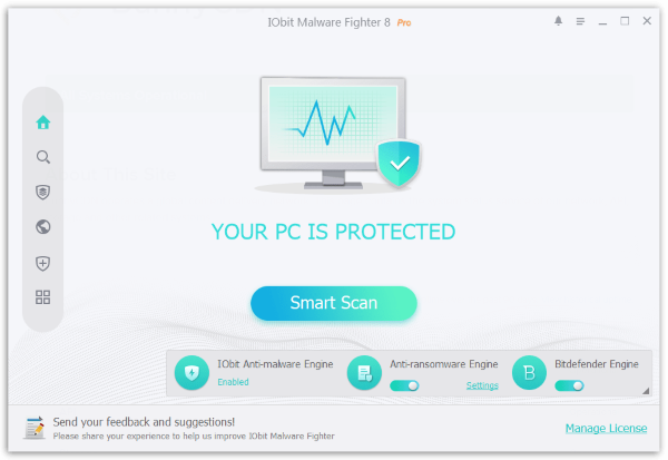 IObit Malware Fighter Pro 8.4.0.760 32/64