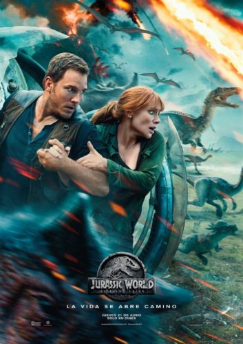 Jurassic World 2 : Fallen Kingdom FRENCH DVDRIP 2018