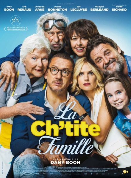 La Ch'tite famille FRENCH DVDRIP 2018