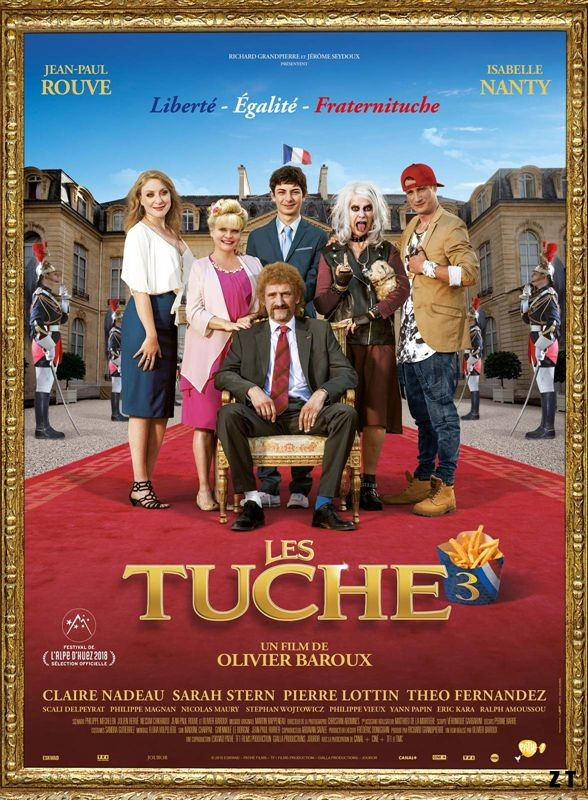 Les Tuche 3 FRENCH HDlight 1080p 2018