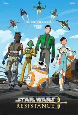 Star Wars Resistance S02E02 FRENCH HDTV