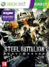 Steel Battalion : Heavy Armor (Xbox 360)