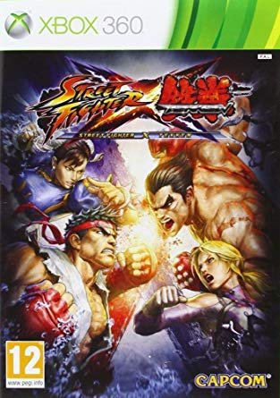 Street Fighter X Tekken (XBOX360)