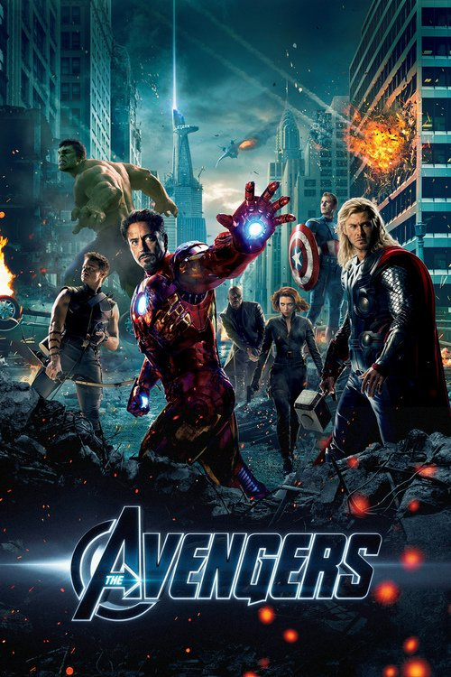 The Avengers FRENCH HDlight 1080p 2012