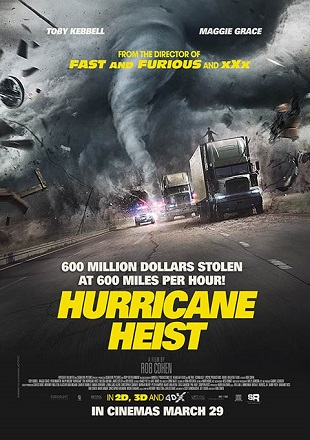 The Hurricane Heist FRENCH HDlight 1080p 2018