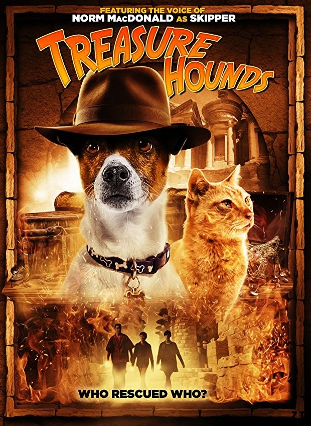 Treasure Hounds FRENCH WEBRIP 2018
